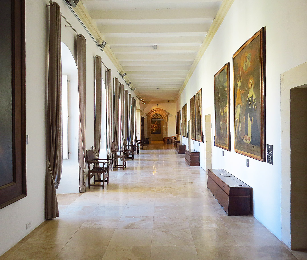 The Museum's picture gallery