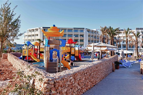 Childrens Play Area, Malta