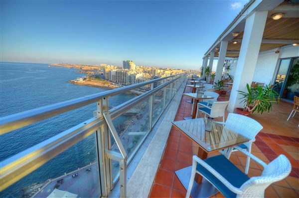 Places to East in Sliema