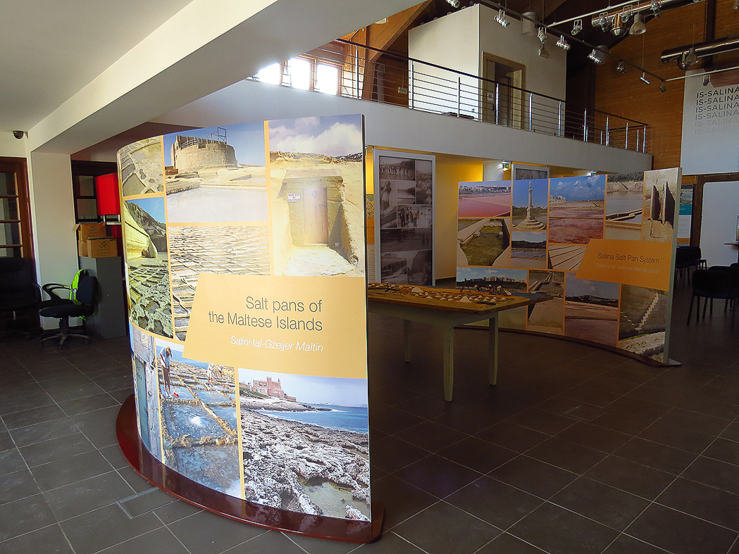 Salina Visitor Centre