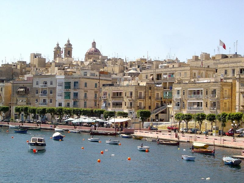 Senglea Waterfront