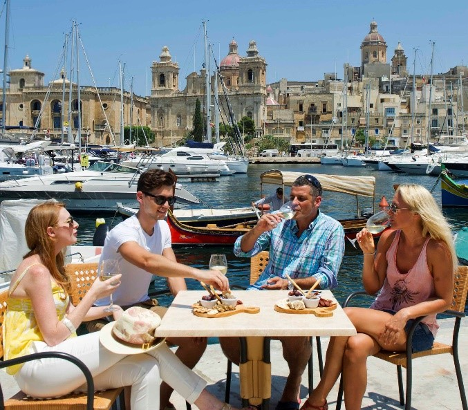 Relax and Enjoy Malta