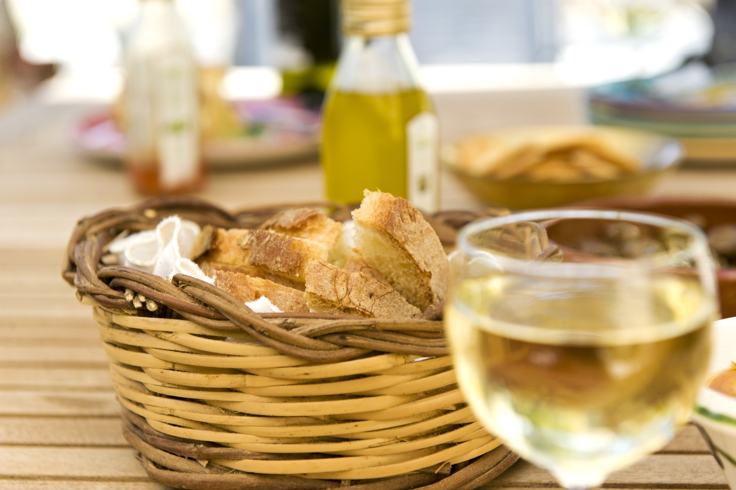Malta's Bread And Wine