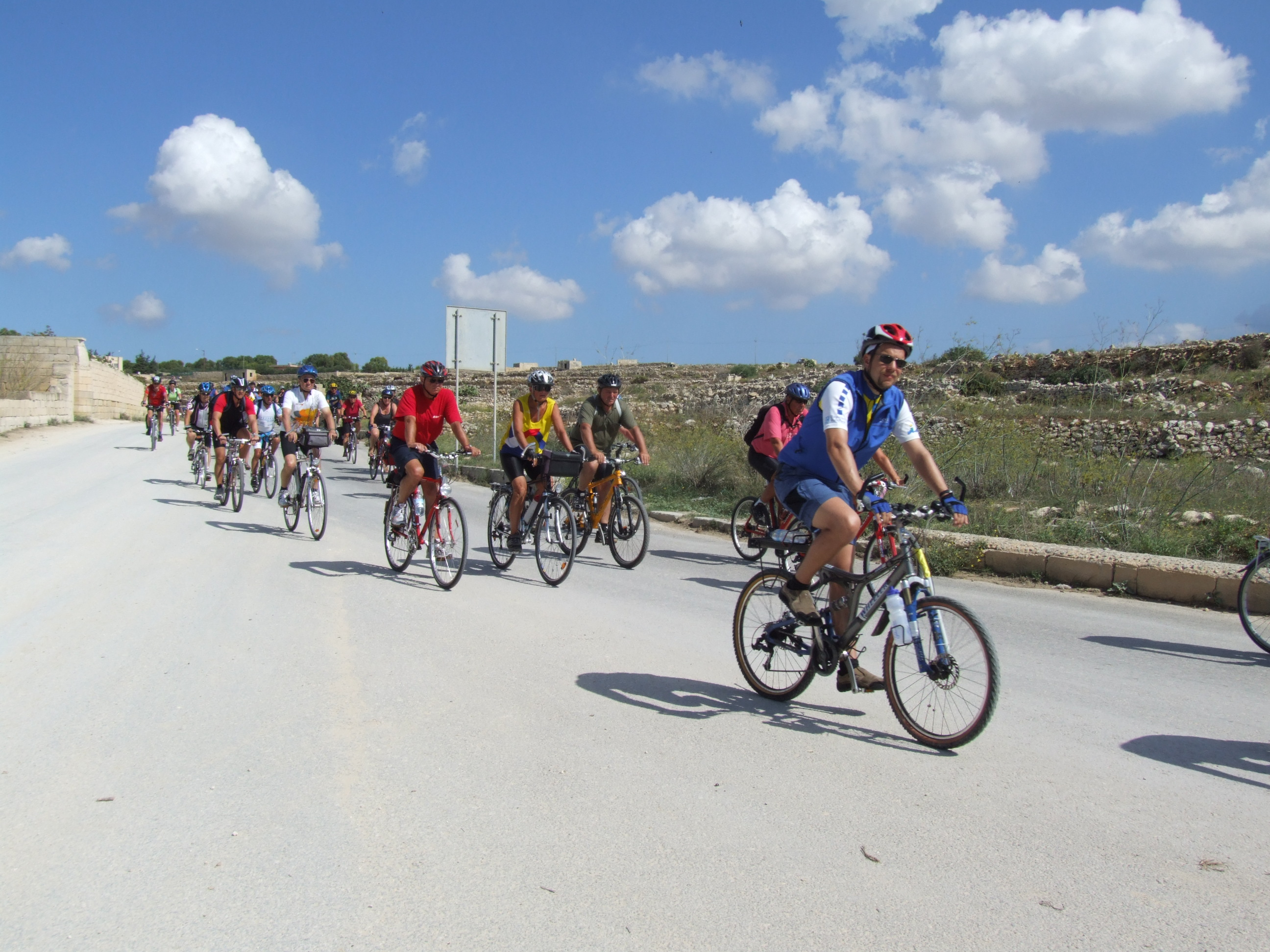 Malta Cycle Tour By Tourist