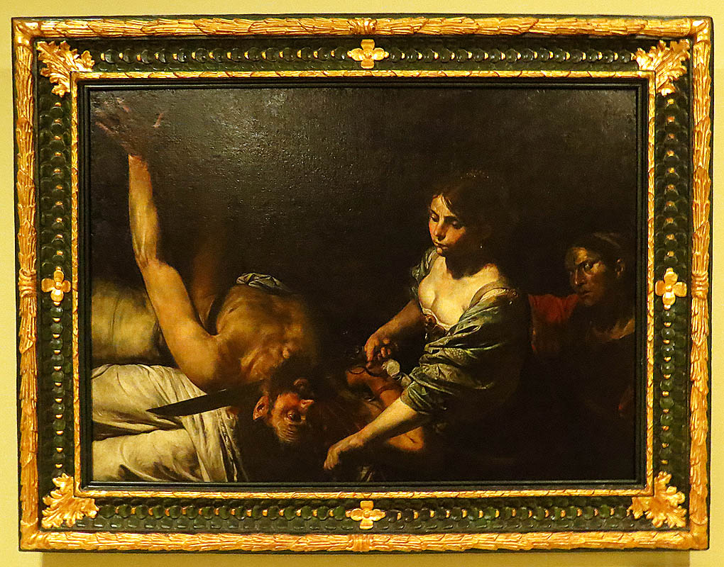 Le Valentin - Judith and Holofernes