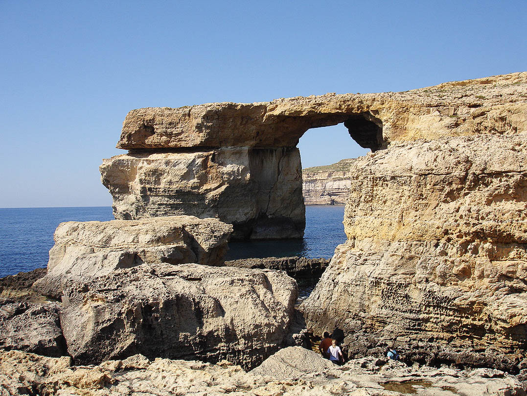 The Azure Window in 2009