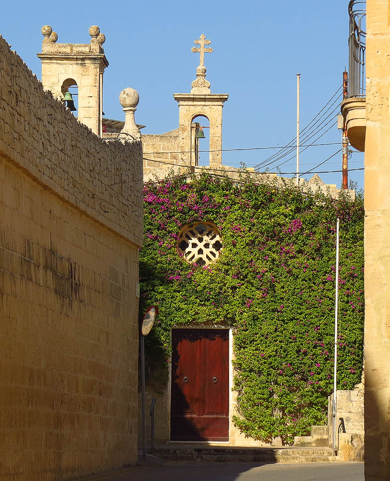 A chapel in Lija