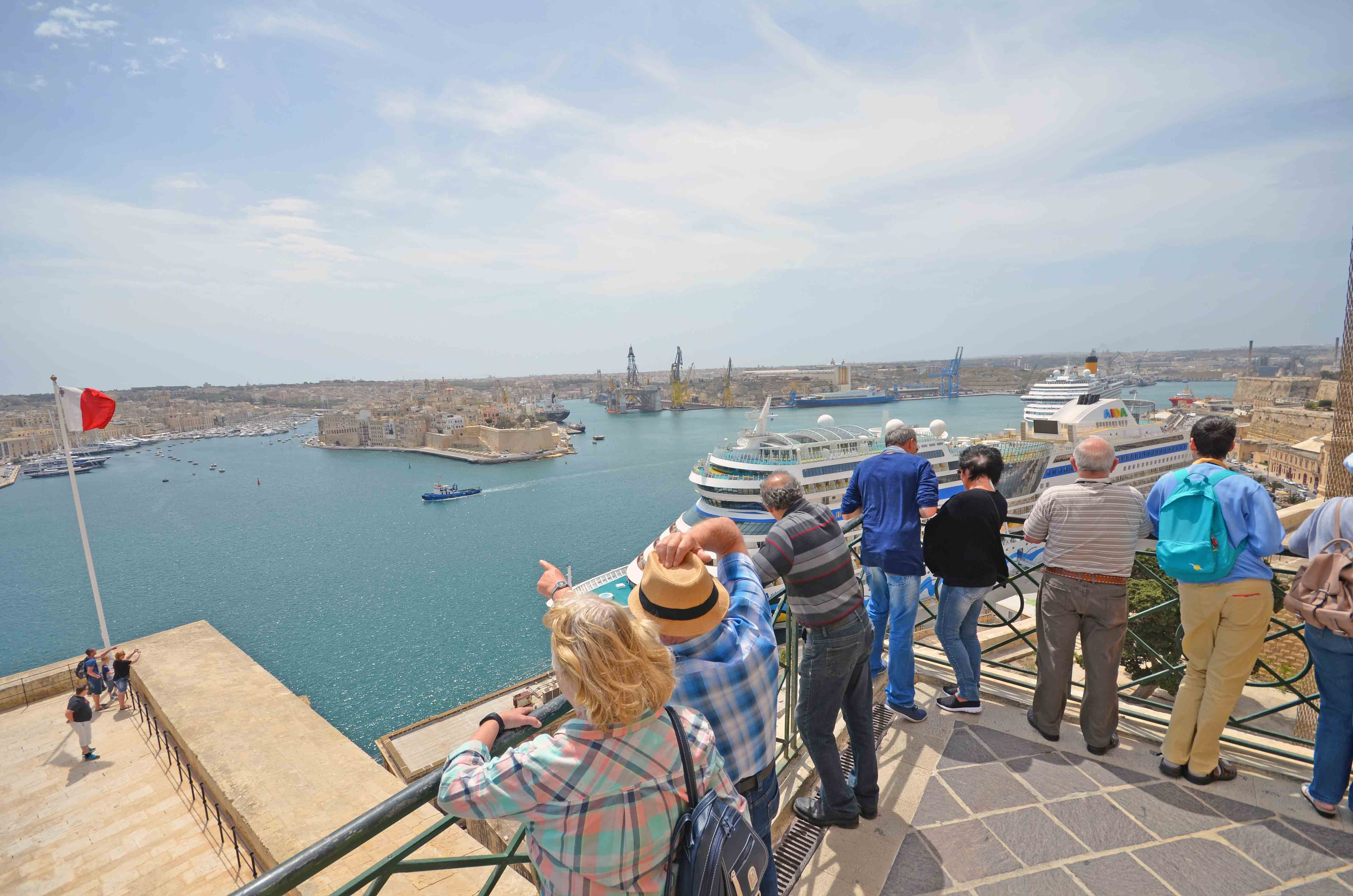 Harbour View, Valletta