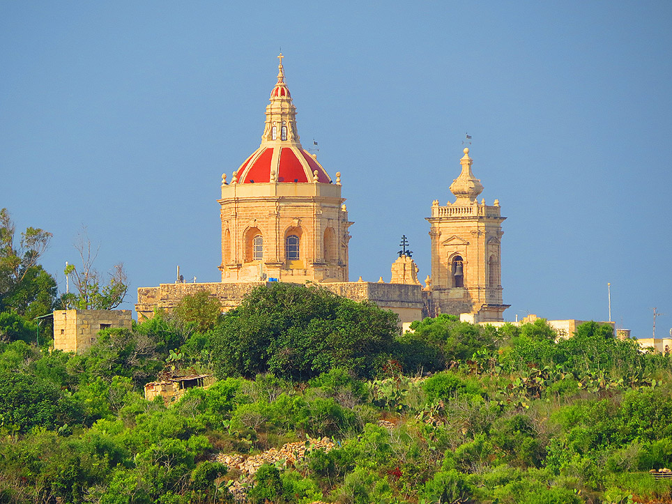 Xaghra Church, Gozo