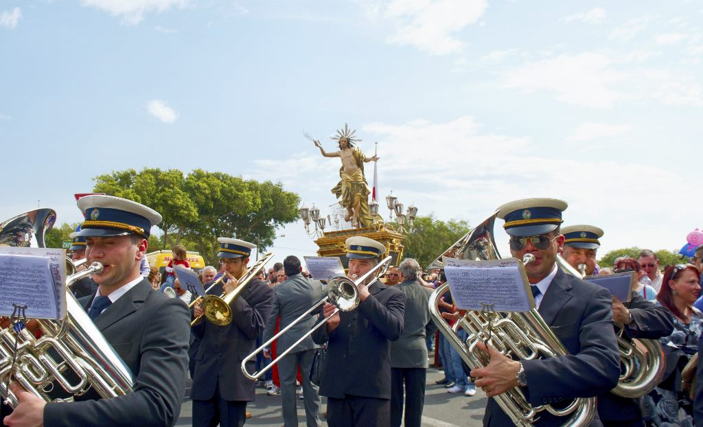 Easter Procession Band, Malta
