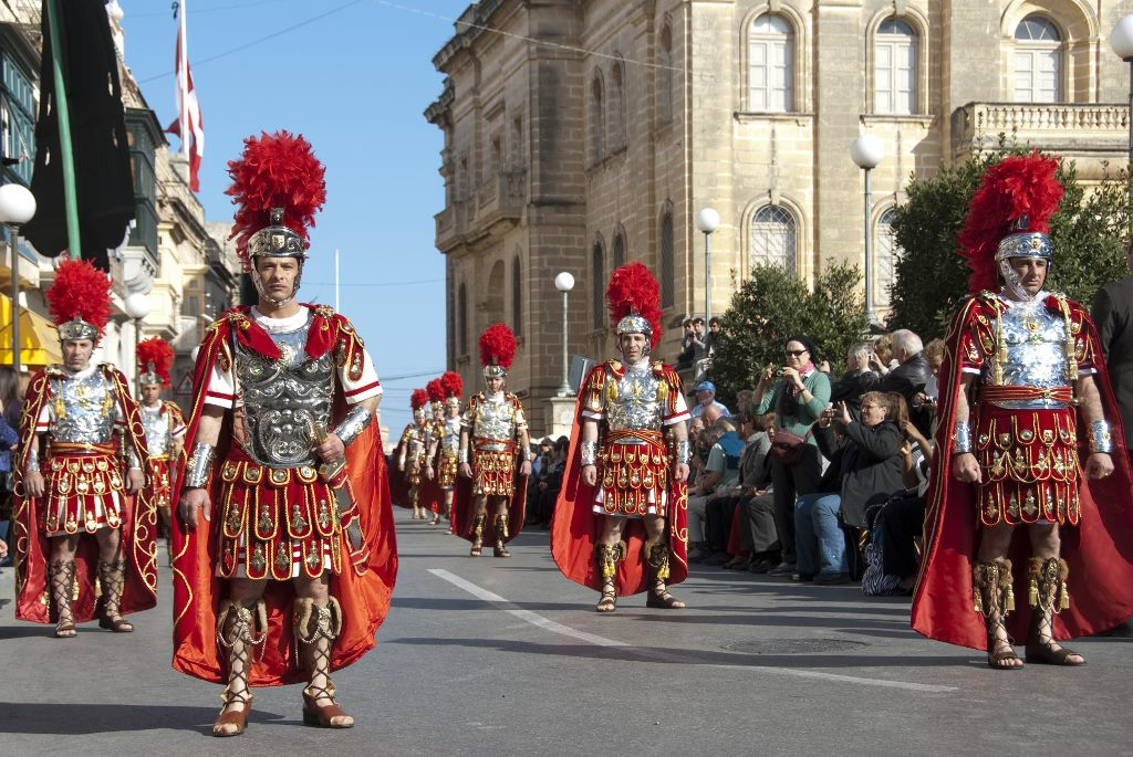 Good Friday Procession, Malta