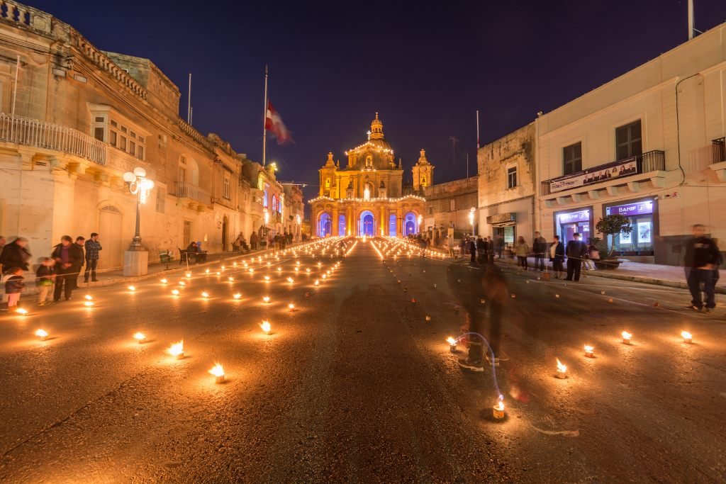 Maundy Thursday in Malta & Gozo