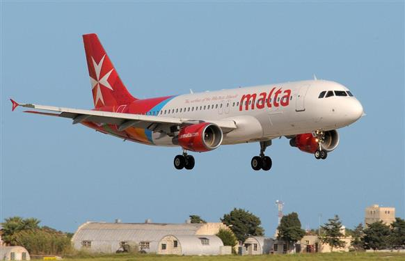 Air Malta flights from UK