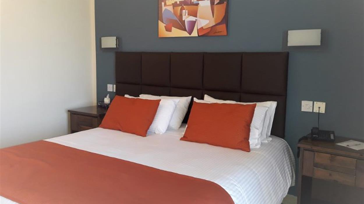 Downtown Hotel Gozo - Country View Room