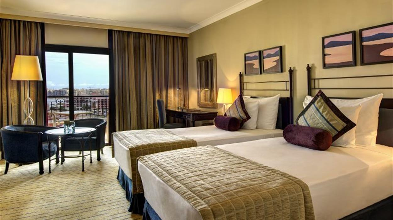 Corinthia Hotel St Georges - Deluxe Se View Suite
