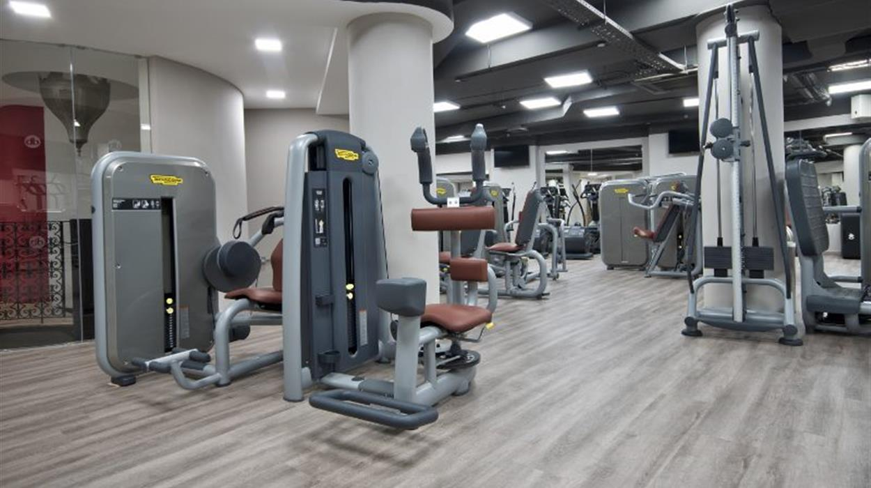 San Antonio Hotel & Spa - Gym