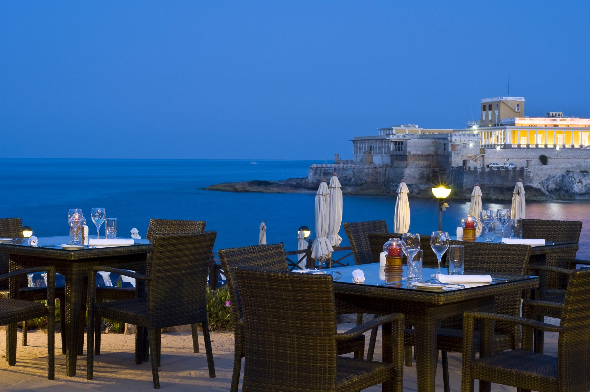 Radisson Malta does Romance