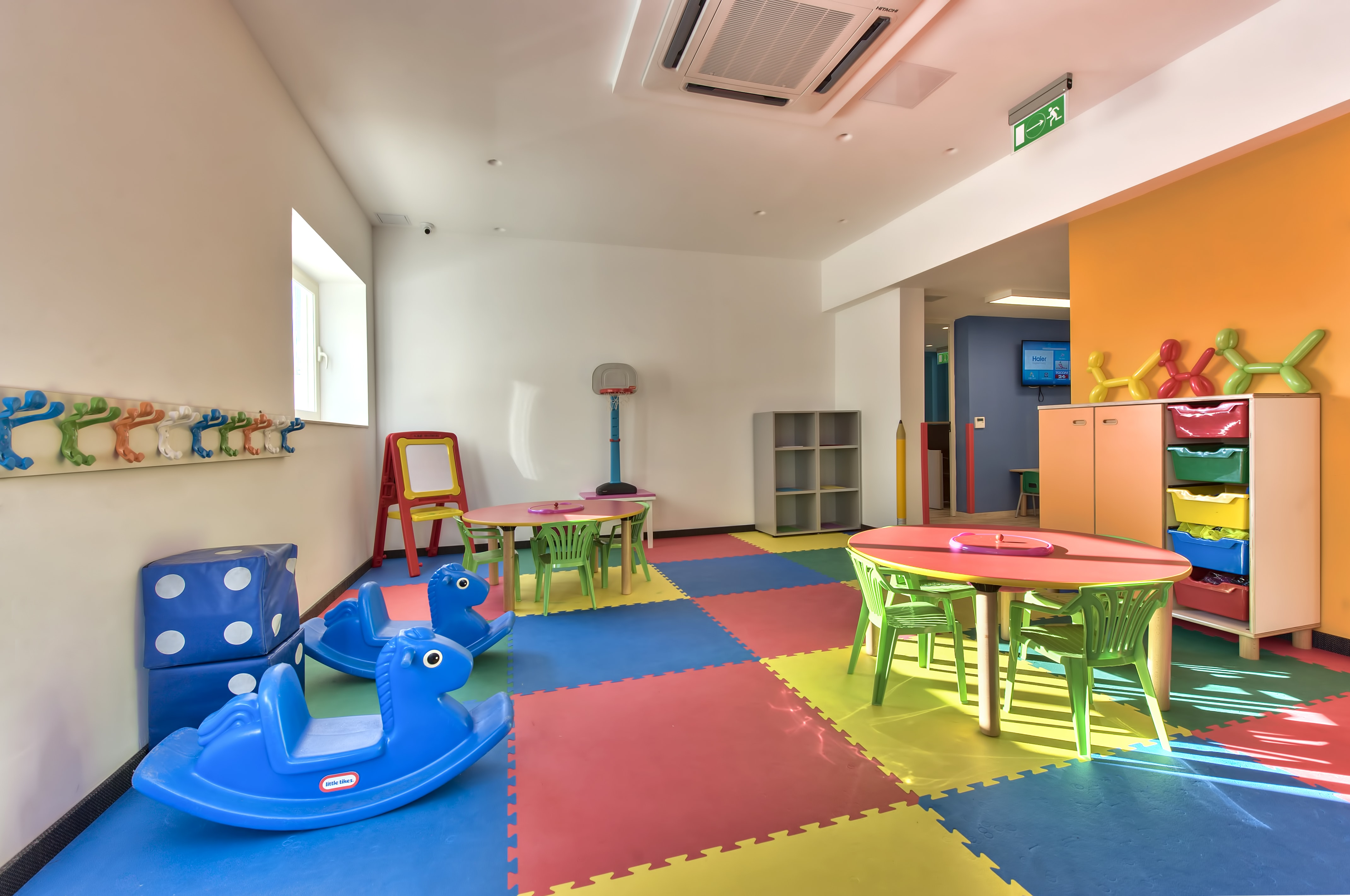San Antonio Hotel & Spa Kids Club