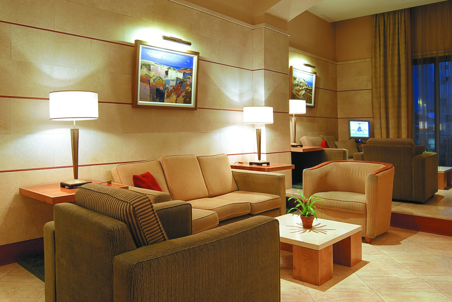 relax and enjoy the Wi-Fi throughout the hotel