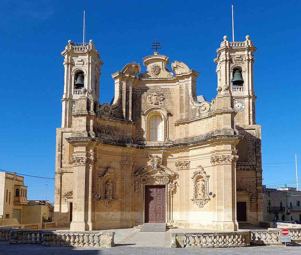 Gharb Church, Gozo