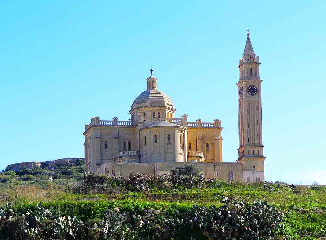 Ta Pinu National Shrine, Gozo