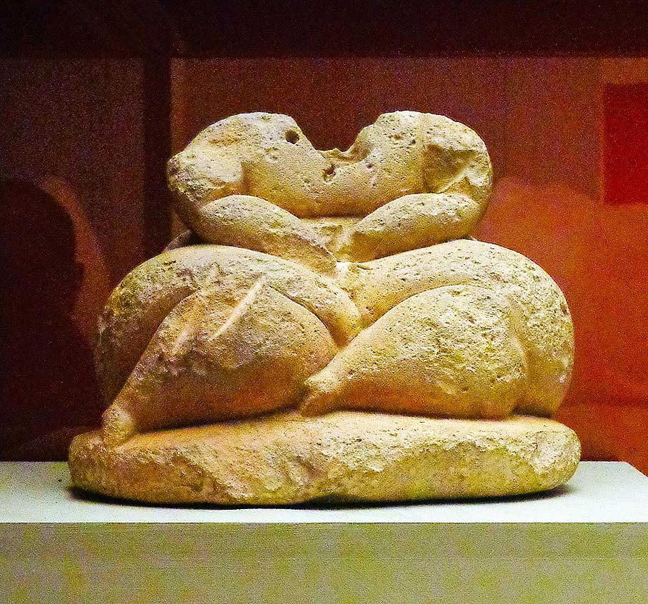 Fat Lady, Malta National Museum of Archaeology