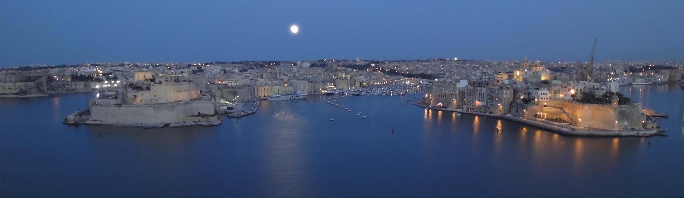 Grand Harbour, Malta
