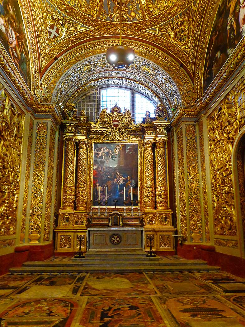 St Johns Co Cathedral, Malta