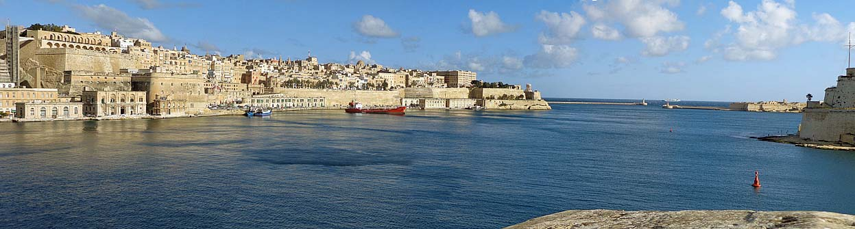 View from Senglea