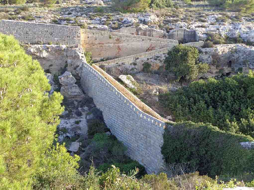 The Great Wall of Malta