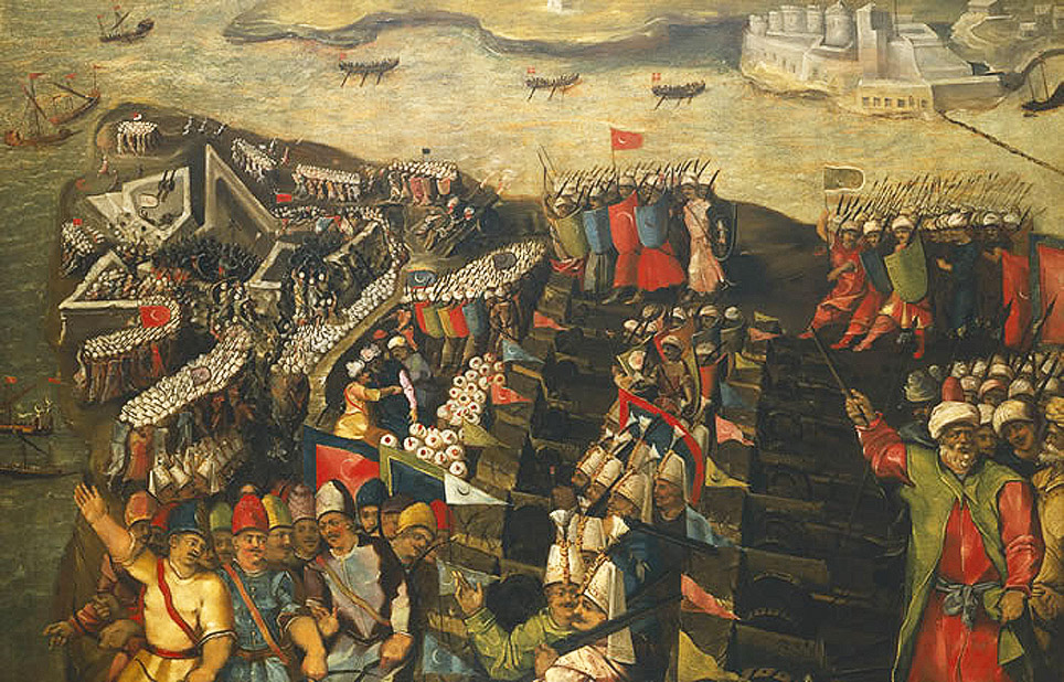 Great Seige, Fall of St Elmo, Malta
