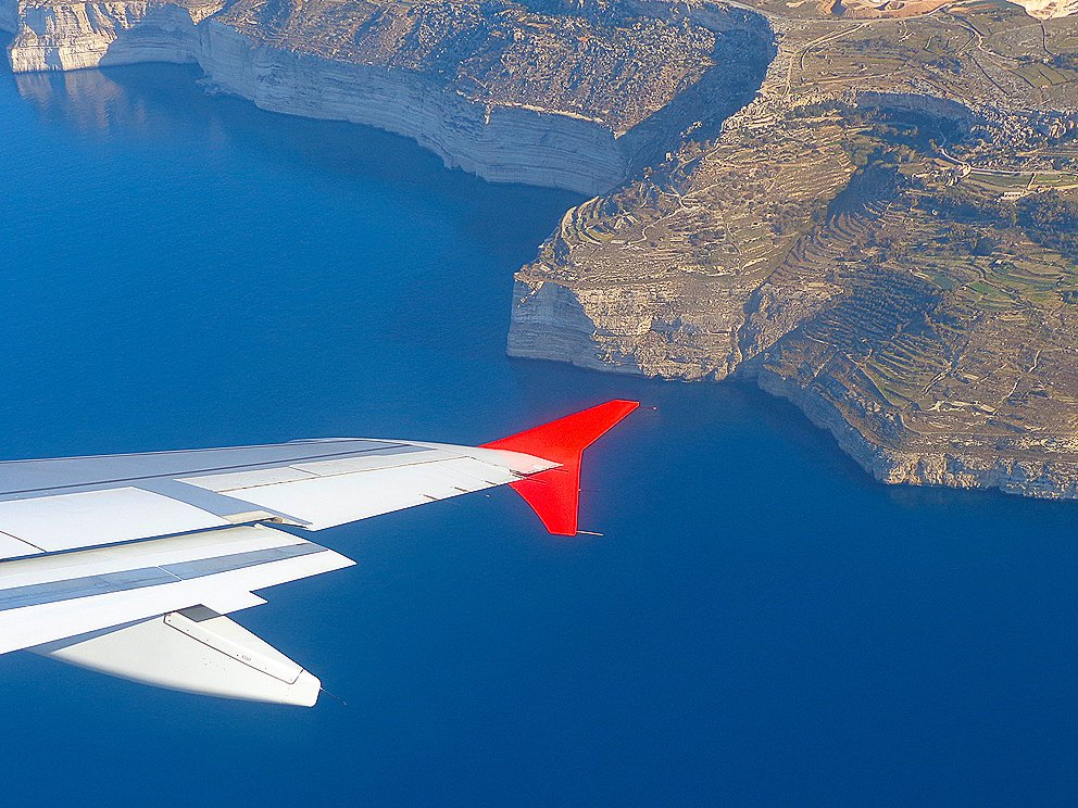 Air Malta View