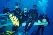 Diving Excursions in Malta & Gozo