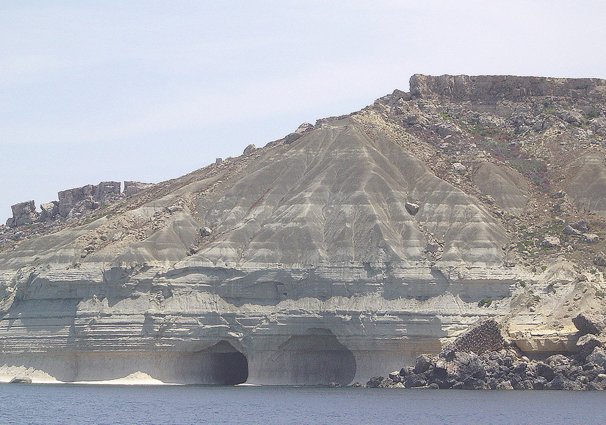 Clay Slopes at Bahrija, Malta