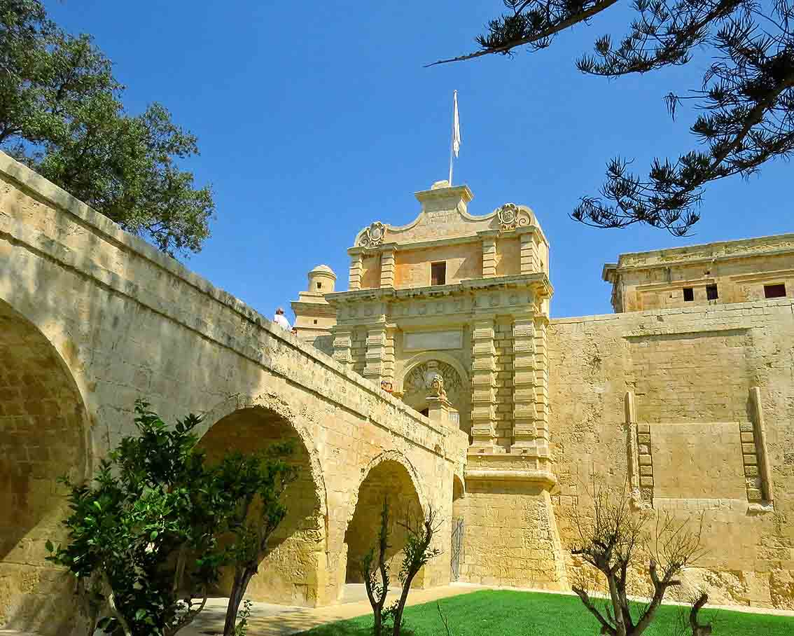 Garden Centre: Places To Visit In Mdina Malta • Things To Do & See In