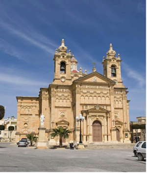 Qala Church, Gozo