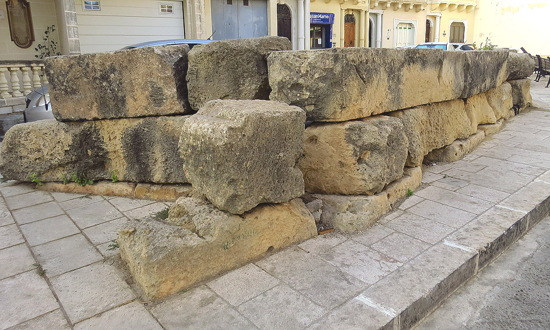 Remnants of Roman Wall, Safi