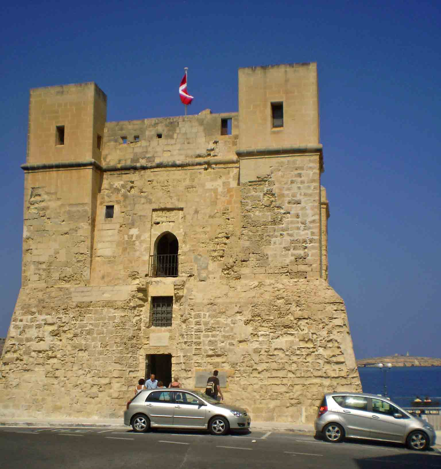 Wignacourt Tower, St Pauls Bay, Malta