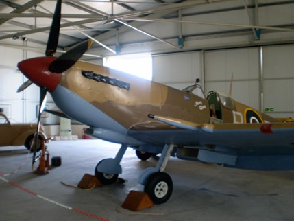 Aviation Museum, Ta Qali