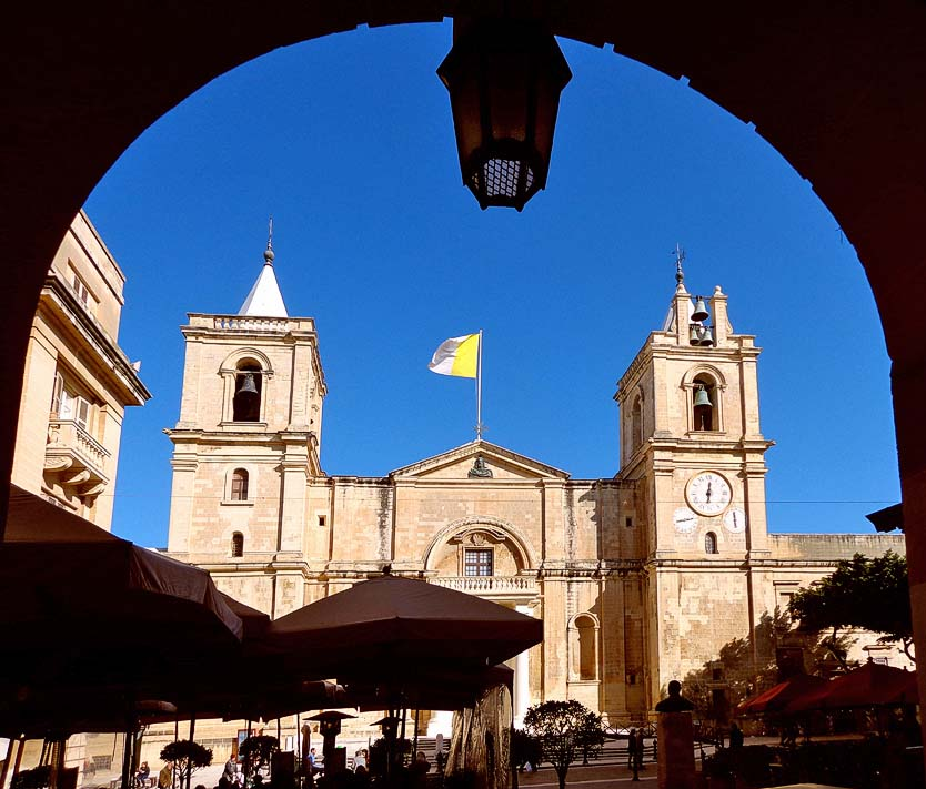 St Johns, Valletta